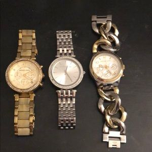 Michael Kors watches-Set of 3